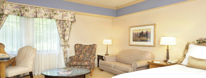 Hotel With Fireplace And Jacuzzi In Room Toronto