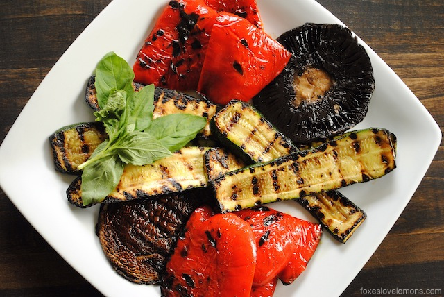 Grilled Vegetables Delicious Recipes From The Old Mill Toronto